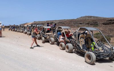 Discover the buggies corralejo tour